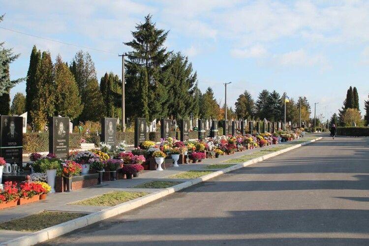 Андрія Омельчука поховають на Алеї почесних поховань цвинтаря у Гаразджі