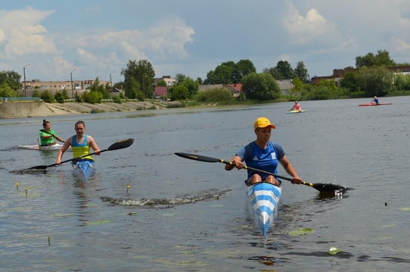 У Ковелі триває XV чемпіонат України з веслування на байдарках і каное
