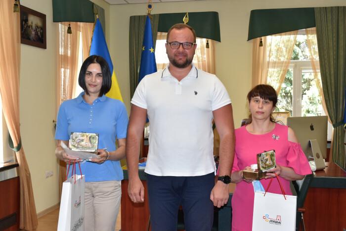 Двом мешканцям Луцька вручили ключі від квартир