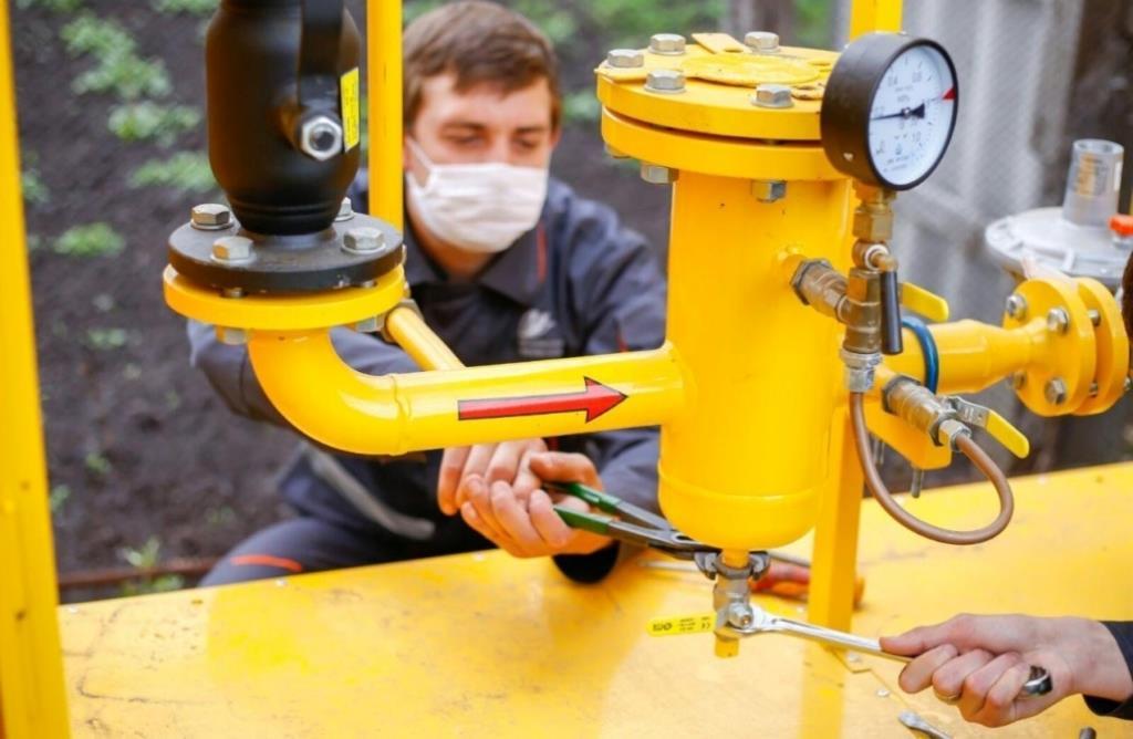 У Нововолинську тимчасово не буде газу
