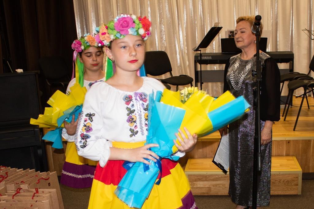 У Нововолинську відбулися урочистості з нагоди Дня Конституції України
