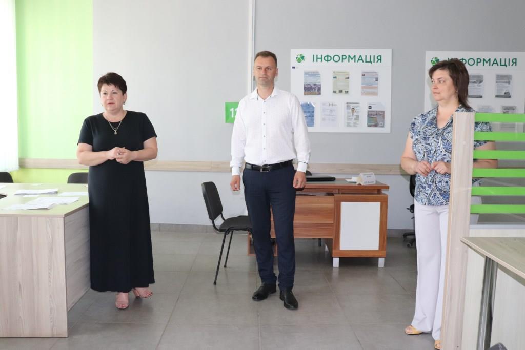 У Володимирі-Волинському завершили реорганізацію Центру надання адміністративних послуг