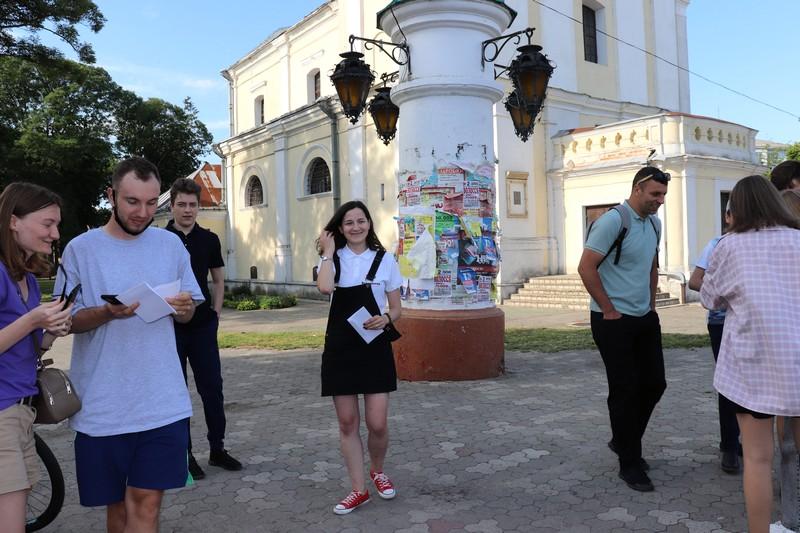 У Володимирі організували фотоквест до дня молоді