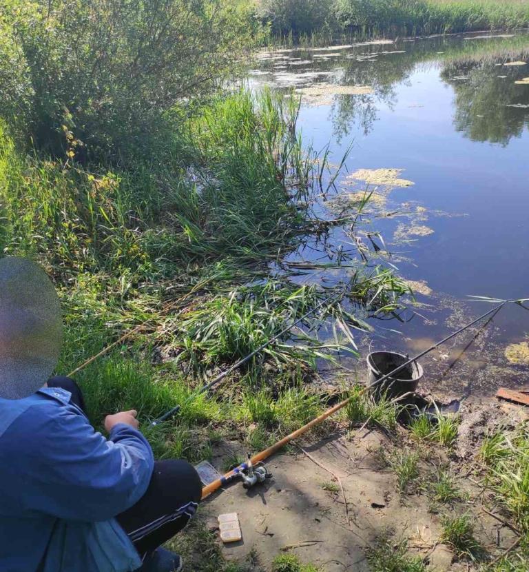 В перший тиждень червня на Волині викрили 28 порушень рибальства