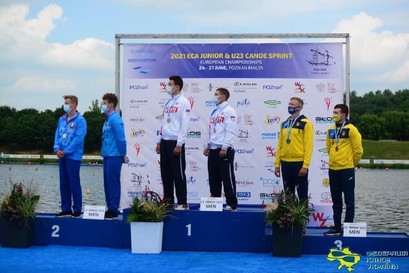 Ковельчанин став бронзовим призером чемпіонату Європи з веслування