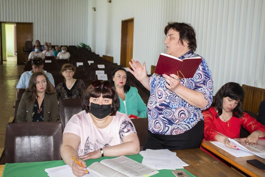 У Нововолинську обговорили ставки податків на землю та нерухомість