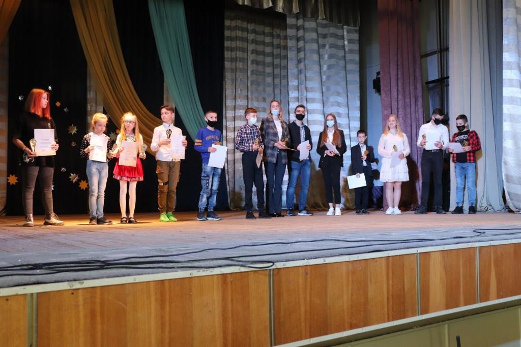У Володимирі-Волинському відзначили найкращих учнів і педагогів громади