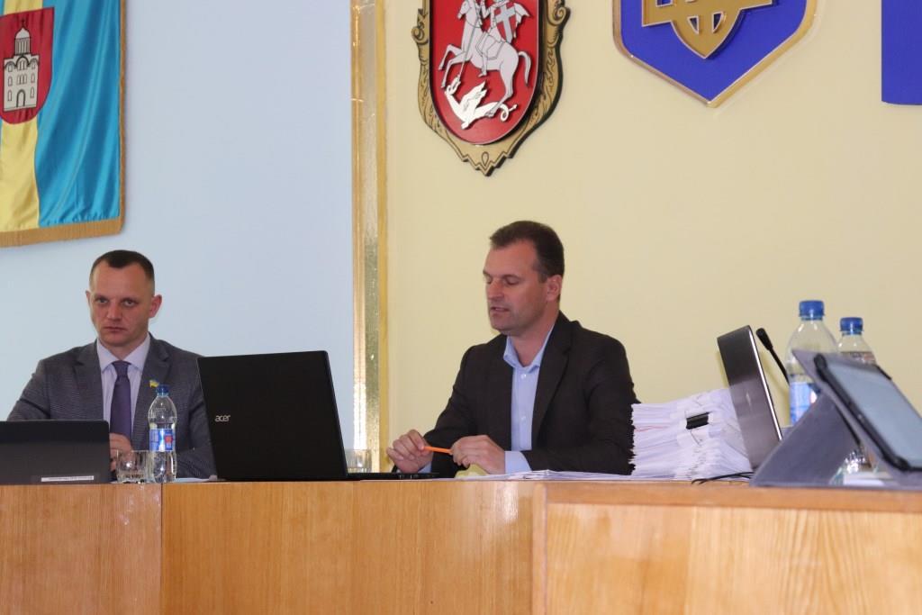 У Володимирі депутати затвердили створення нової міської школи на базі обласного ліцею
