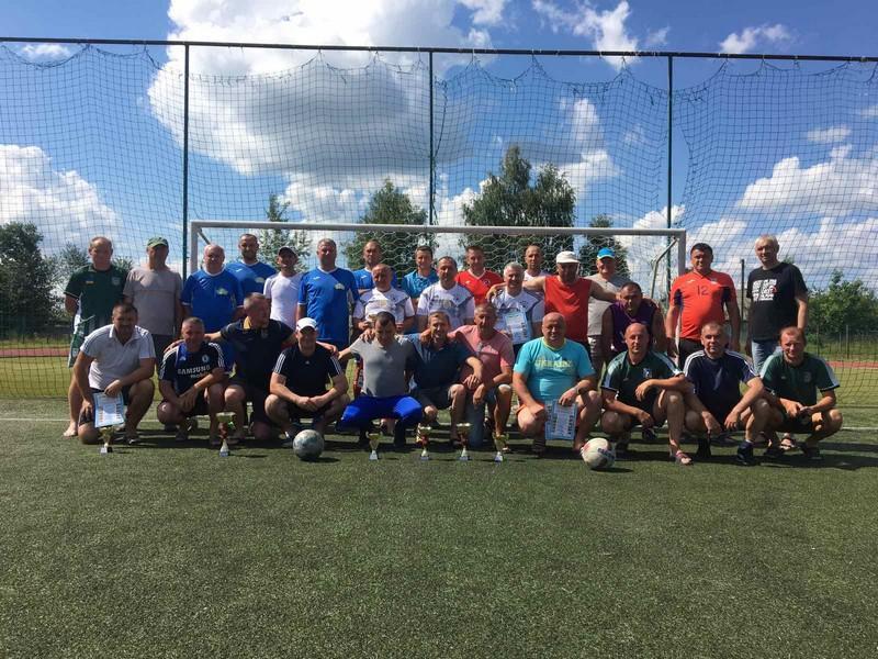 Команда з Ковеля – переможець турніру з футболу серед ветеранів