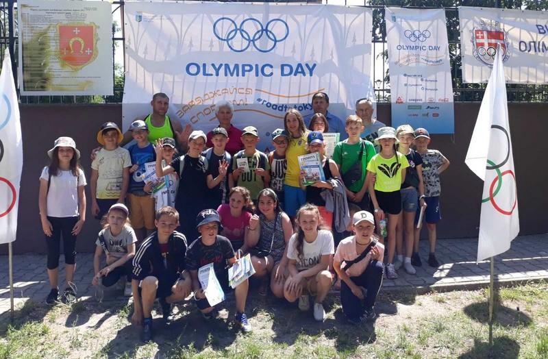 У Ковелі відбувся Олімпійський день