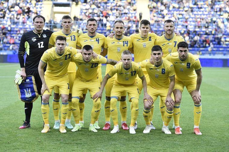 У центрі Володимира транслюватимуть матч збірної України зі Швецією