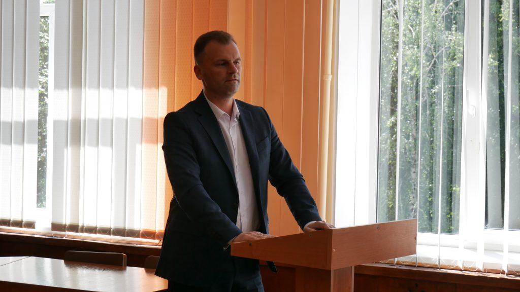 У Володимир-Волинському районі створили координаційну раду