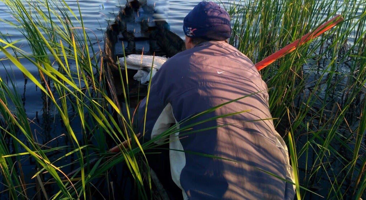 Рибалив в останній день нересту – волинянина оштрафували за екопорушення