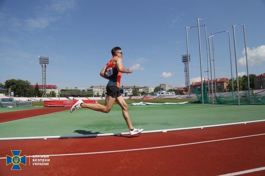 У Луцьку відбувся Чемпіонат СБУ з поліатлону