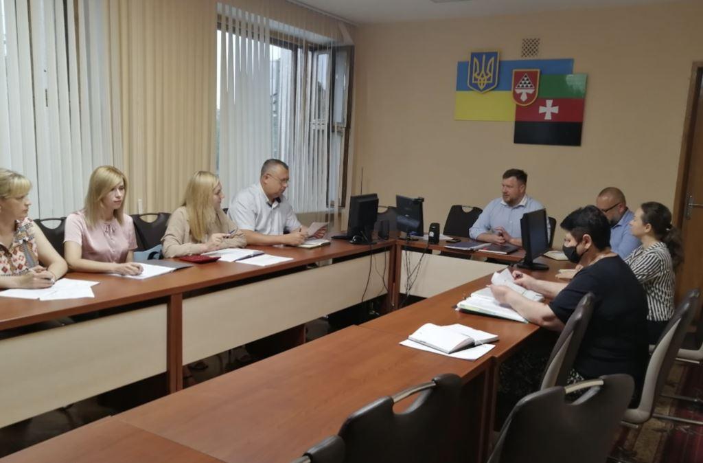 У Нововолинську радилися щодо наповнення бюджету громади