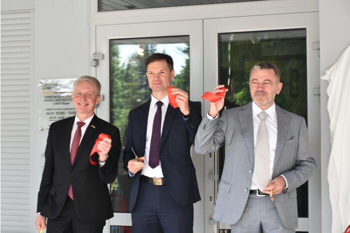 Екс-нардеп став Почесним консулом Литви у Луцьку