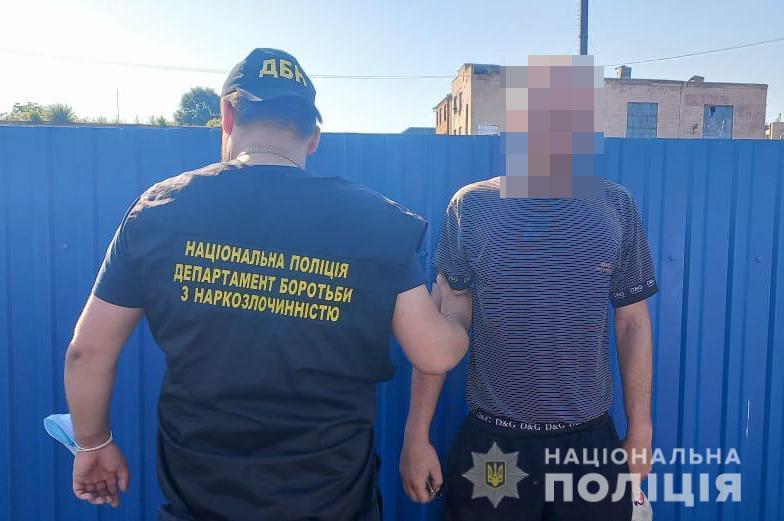 У мешканців Володимир-Волинського району виявили наркотичні речовини