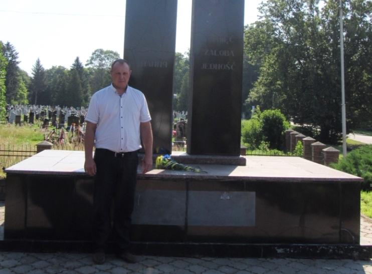 У громаді на Волині вшанували пам'ять жертв Волинської трагедії