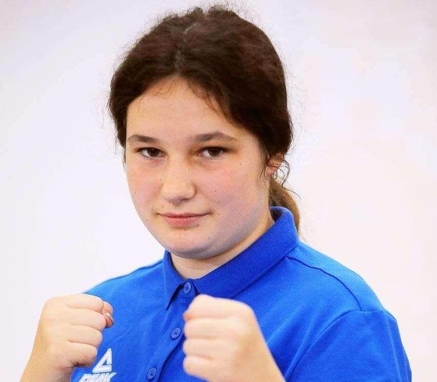 Боксерка з Волині виборола бронзову медаль чемпіонату Європи з боксу серед юніорів та юніорок