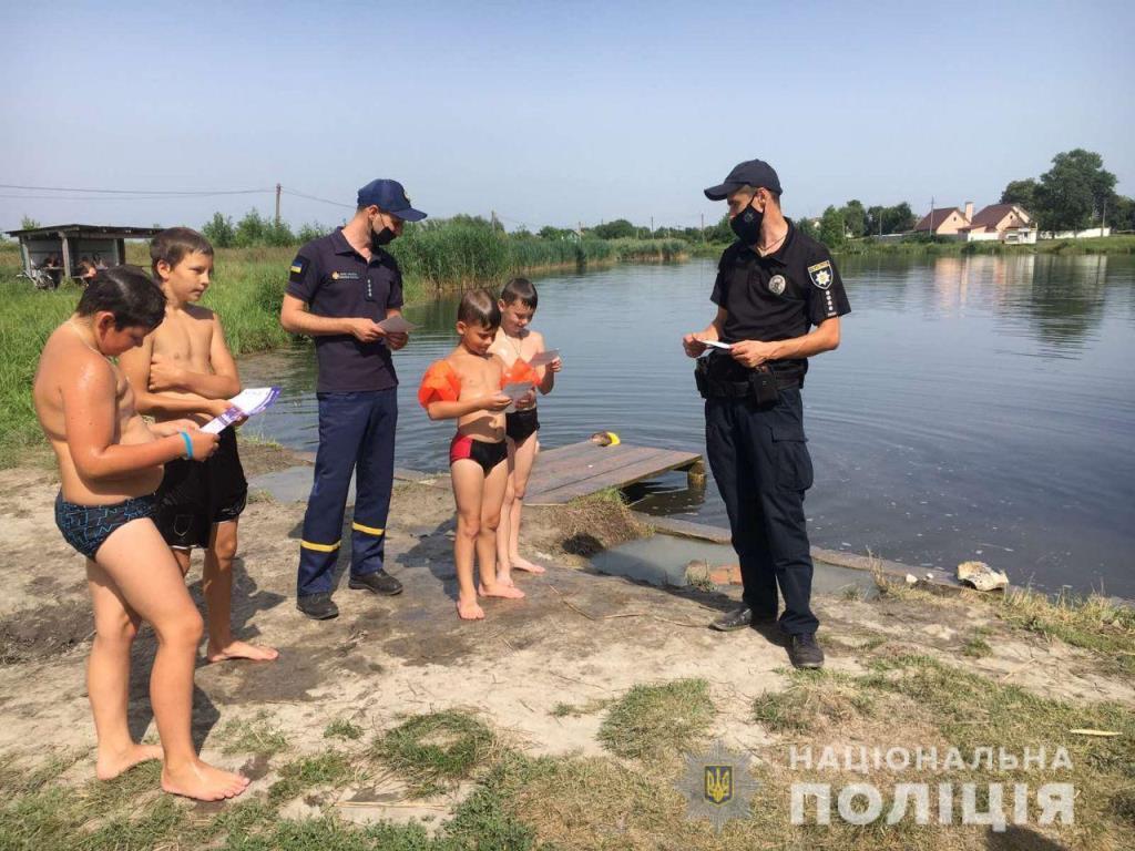 На Волині правоохоронці обстежили понад 170 штучних водойм