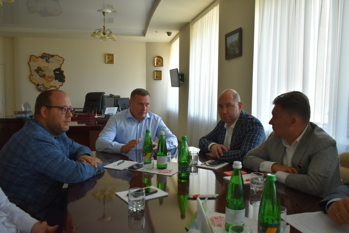 У Волинській ОДА обговорювали з нардепами проблеми розвитку агропромислового комплексу області