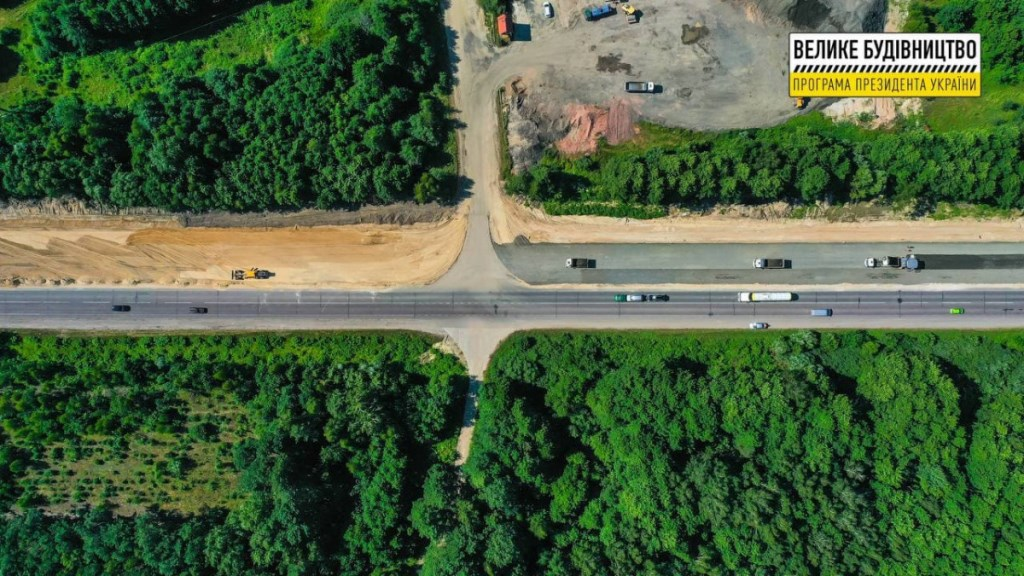 На Волині розширюють міжнародний автошлях