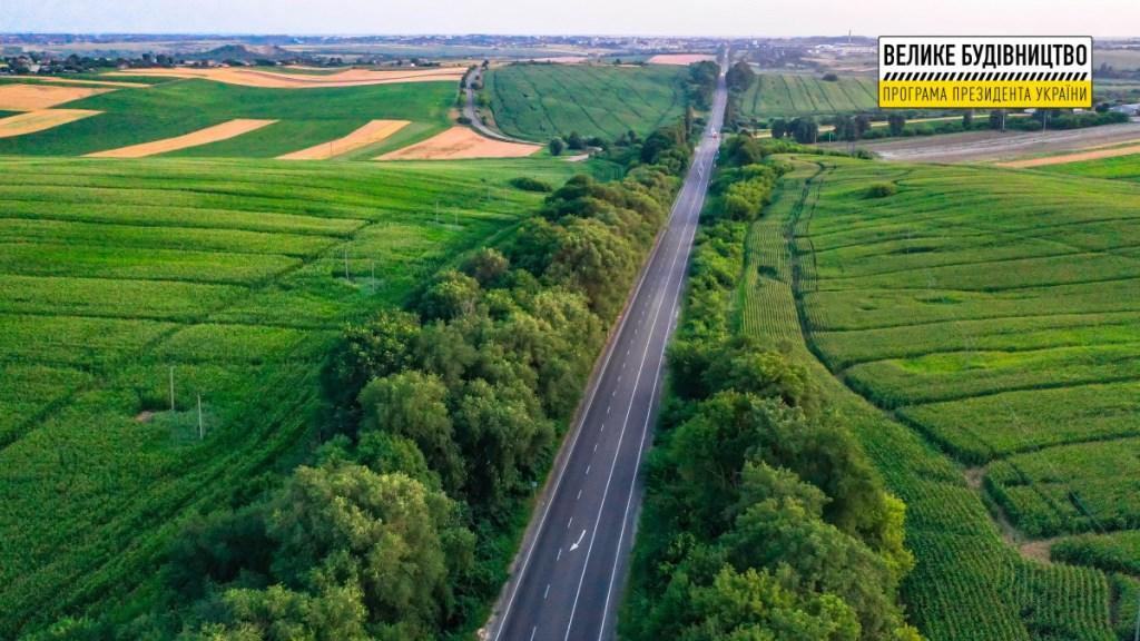 На Волині відремонтують автошлях Ковель-Жовква у рамках «Великого будівництва»
