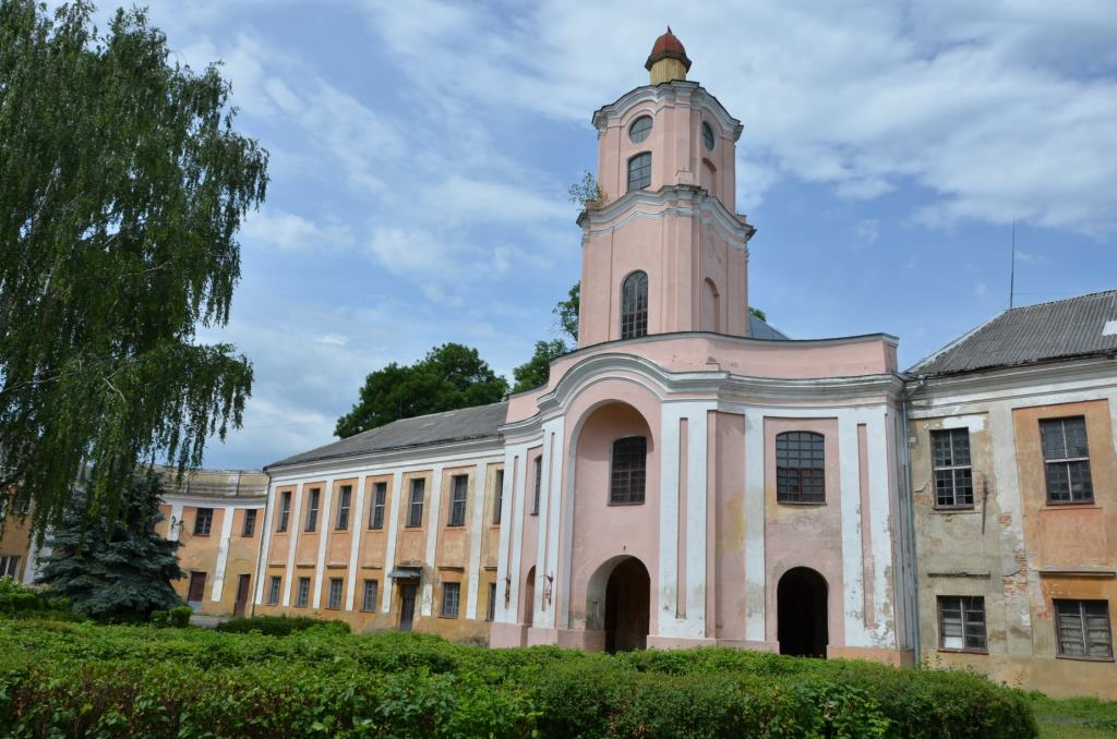 Олицький замок передали на баланс Волинського краєзнавчого музею
