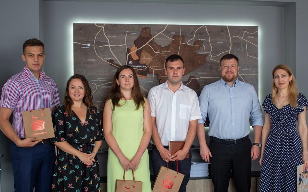 У Нововолинську вітали з професійним святом державних реєстраторів