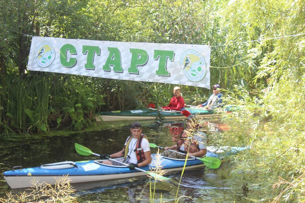 На Волині – фестиваль з екстремального водного туризму
