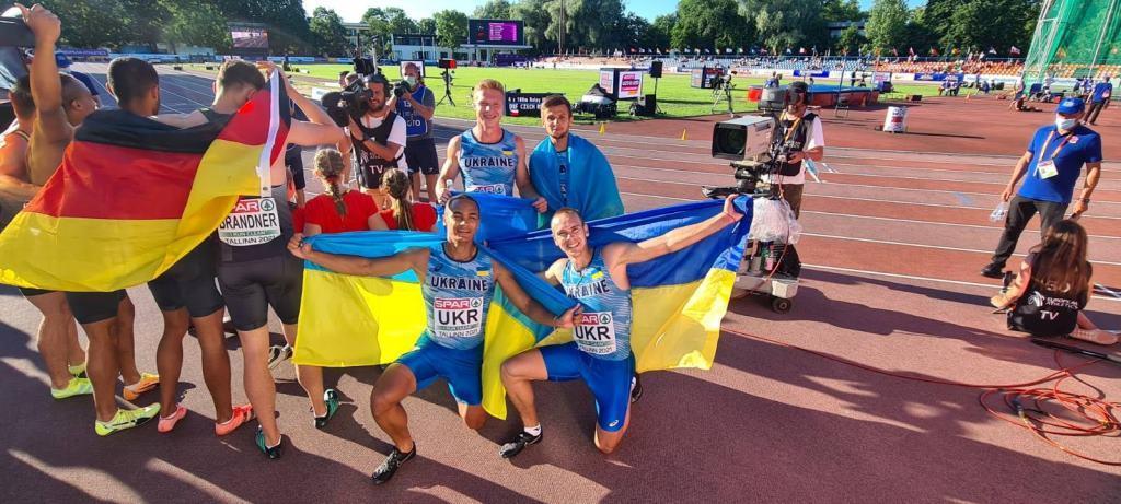 Волинські спортсмени – бронзові призери чемпіонату Європи з легкої атлетики серед молоді