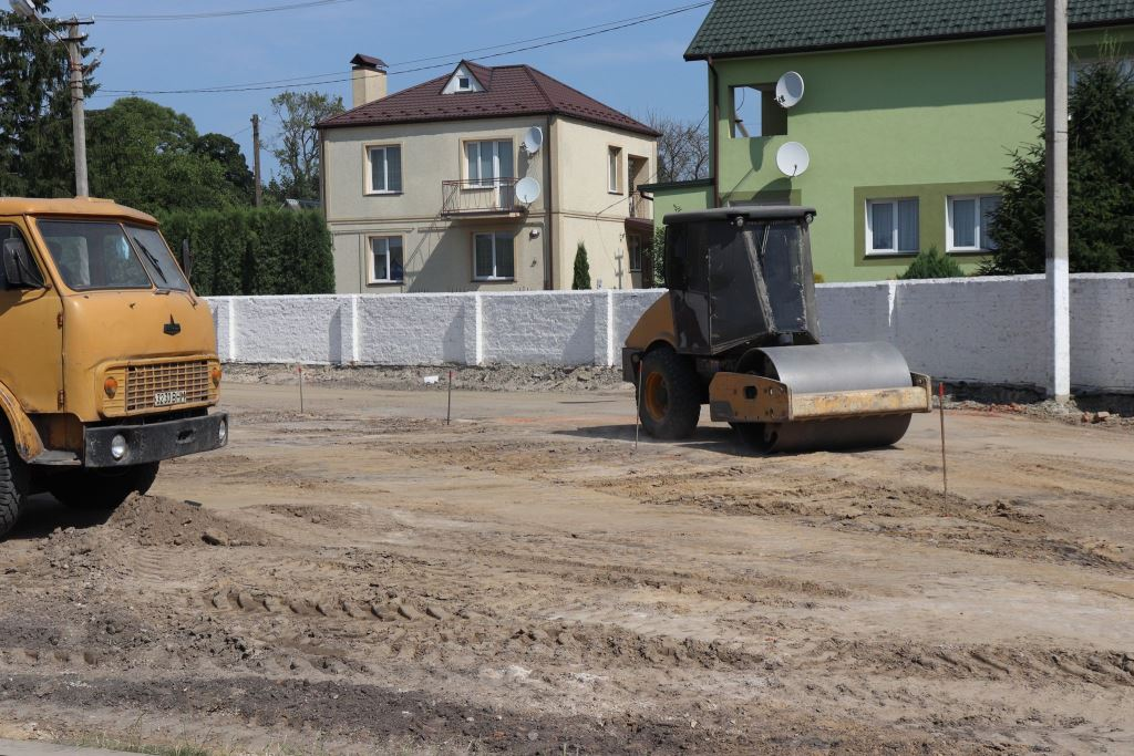 У Володимирі-Волинському проінспектували ремонтні роботи