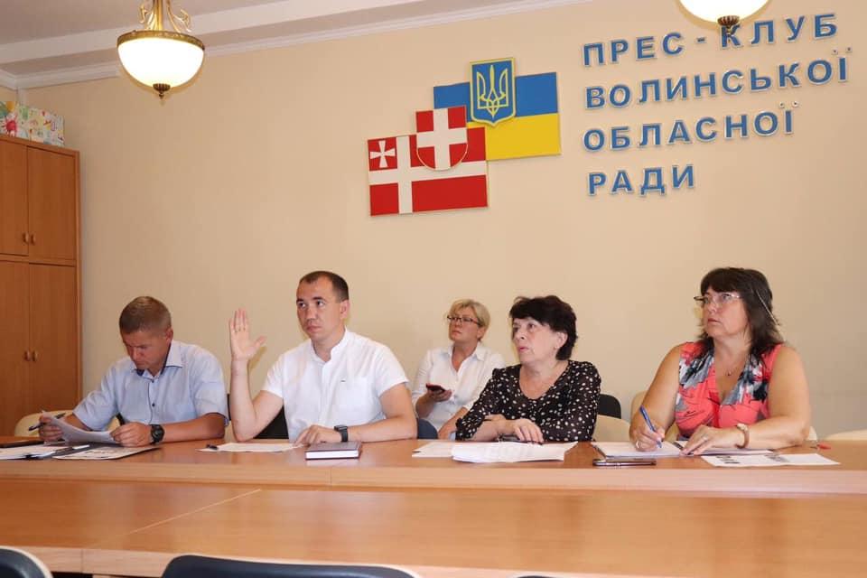 Понад шість мільйонів спрямують обласним закладам освіти Володимир-Волинського району