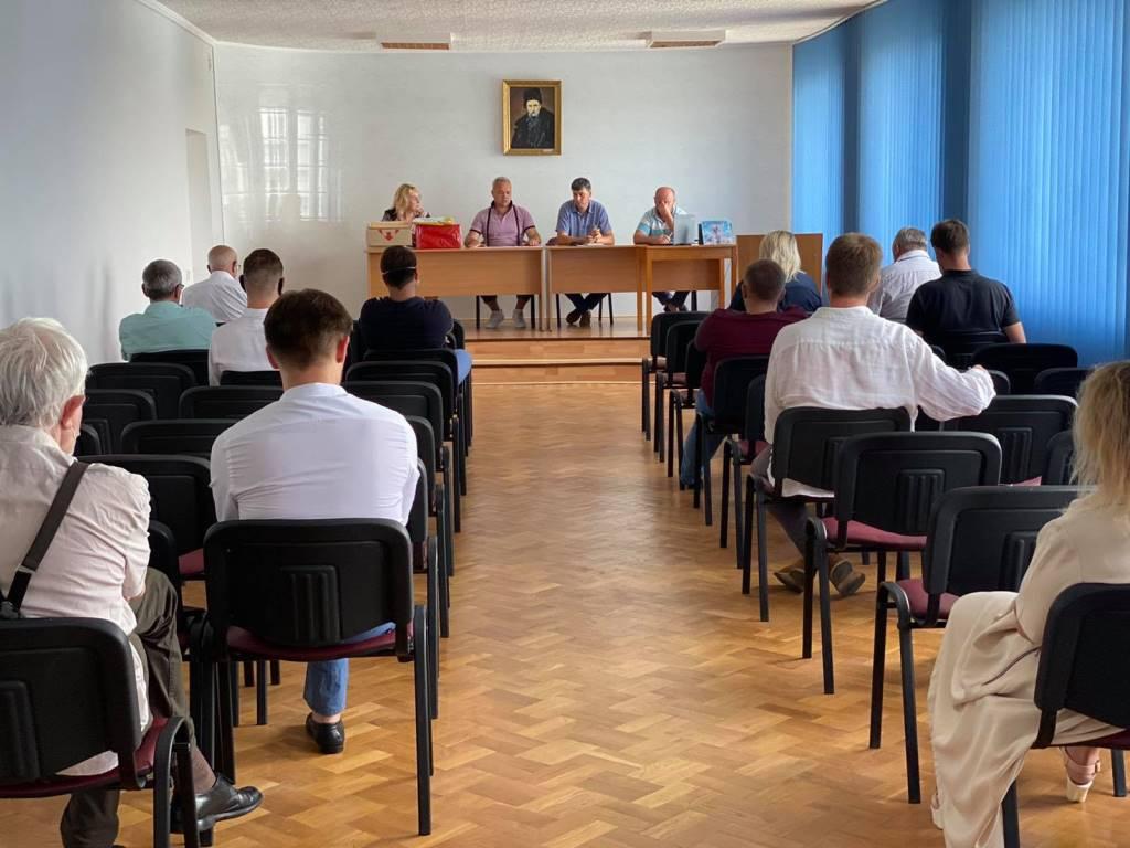 Здійснювати капітальну реконструкцію очисних споруд у Липлянах хочуть європейські компанії