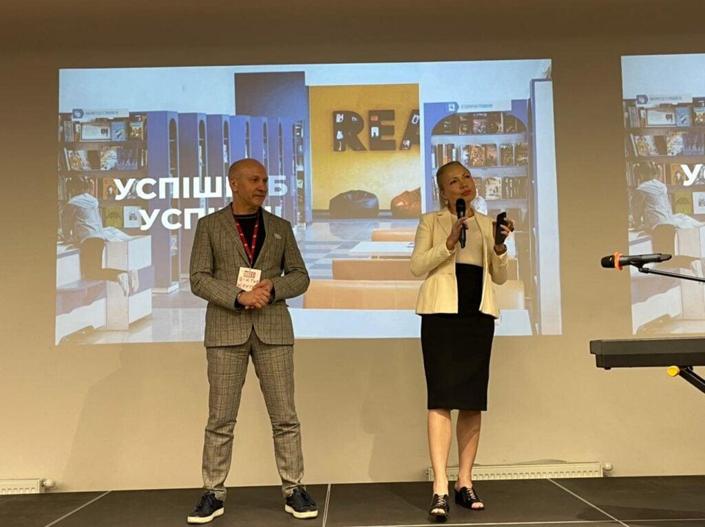 Володимир-Волинська бібліотека для дорослих отримає нові книги завдяки перемозі в акції