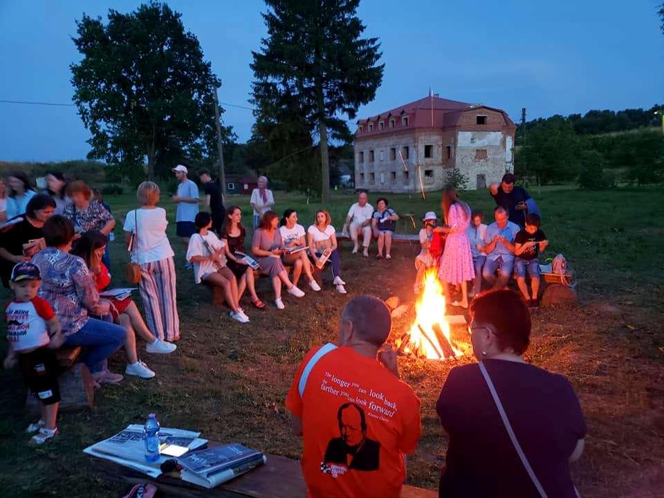 Авторки проекту «Невидимий Володимир» організували екскурсію стародавнім містом