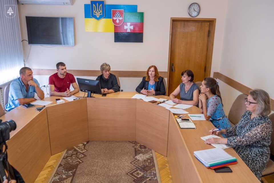 У Нововолинську обрали новий склад громадської ради при виконкомі