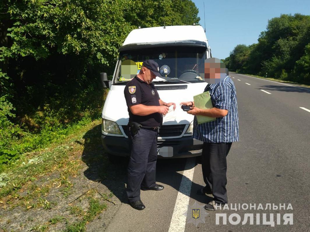 На Волині триває місячник безпеки дорожнього руху
