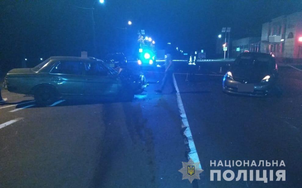У ДТП поблизу Луцька травмувалися четверо осіб