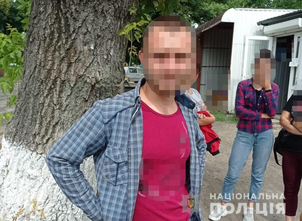 Побили та пограбували: на Волині затримали зловмисників за гарячими слідами