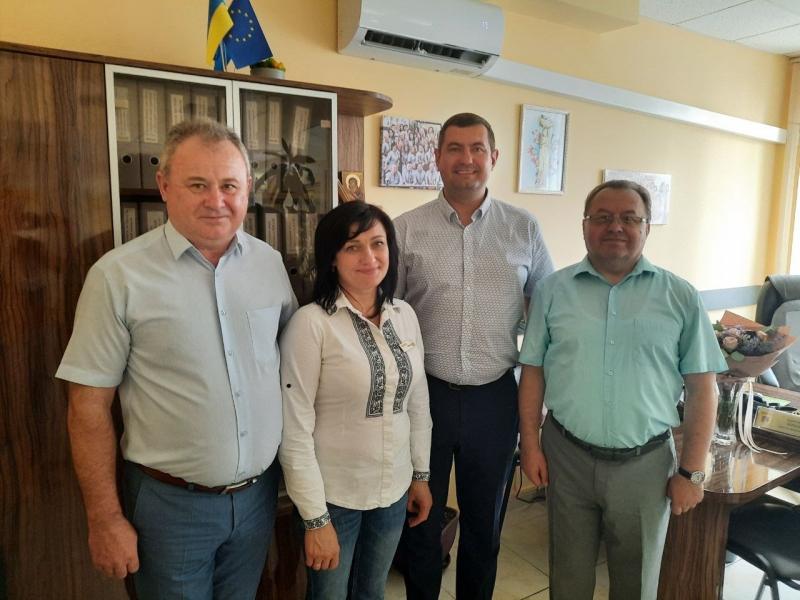 У Волиньраді відзначили роботу ЦНАПу у Луцьку