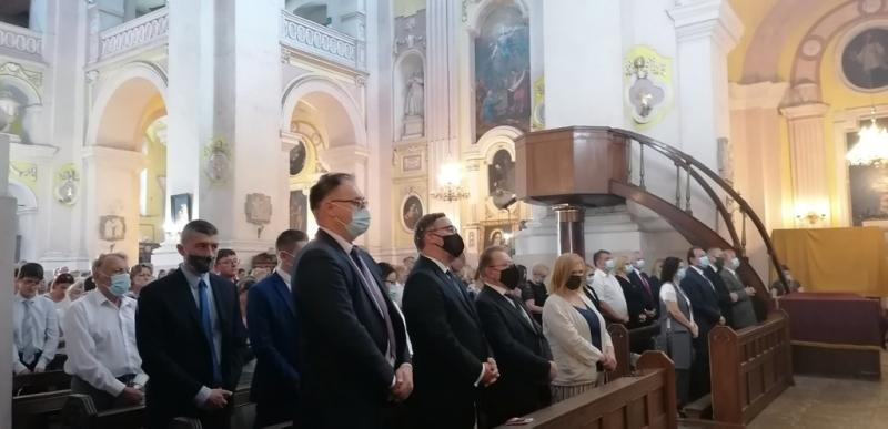 На Волині молилися за жертв Другої світової війни