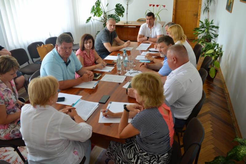 У Волинському обласному госпіталі ветеранів  війни засідала опікунська рада
