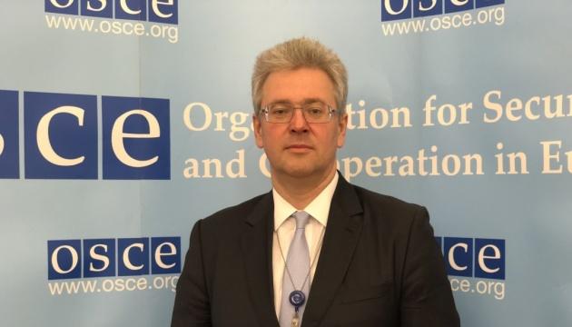 Україна закликає ОБСЄ надати оцінку легітимності виборів у Держдуму з «голосуванням» ОРДЛО