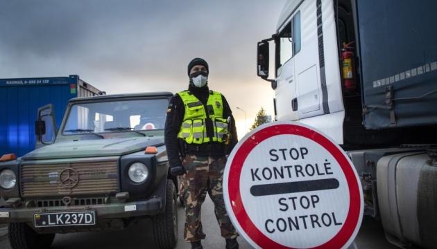 Литва оголосила режим екстремальної ситуації через наплив мігрантів з Білорусі