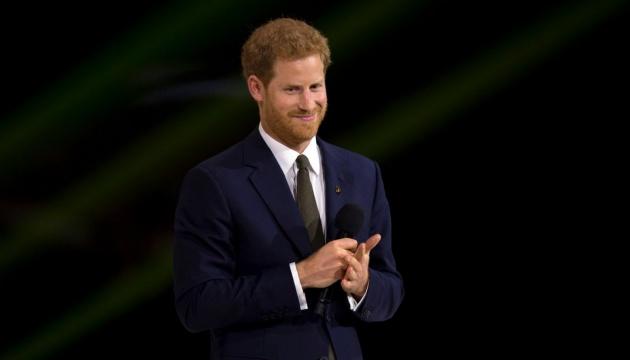 Принц Гаррі пише мемуари про королівське життя