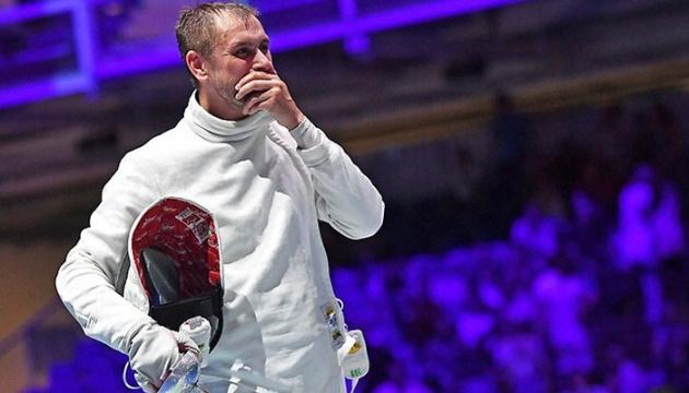 Фехтувальник Рейзлін виграв «бронзу» Олімпійських ігор у Токіо