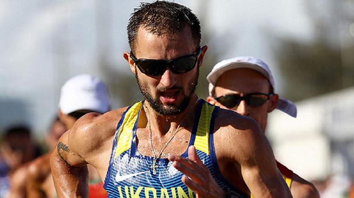 Трьох українських легкоатлетів відсторонили від Олімпіади-2020