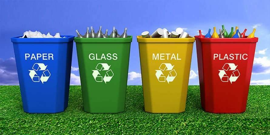 На контейнери для збору сміття у Луцьку витратять до 150 тисяч гривень