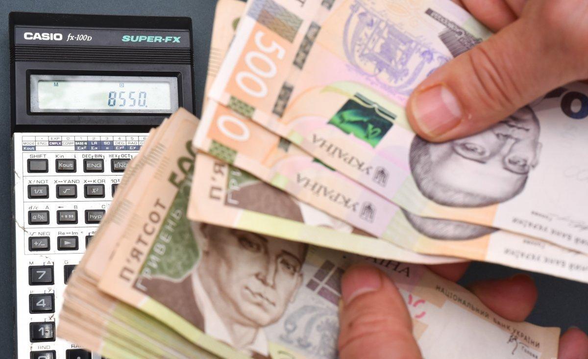 Середня зарплата волинян перевищила 10,8 тисячі гривень